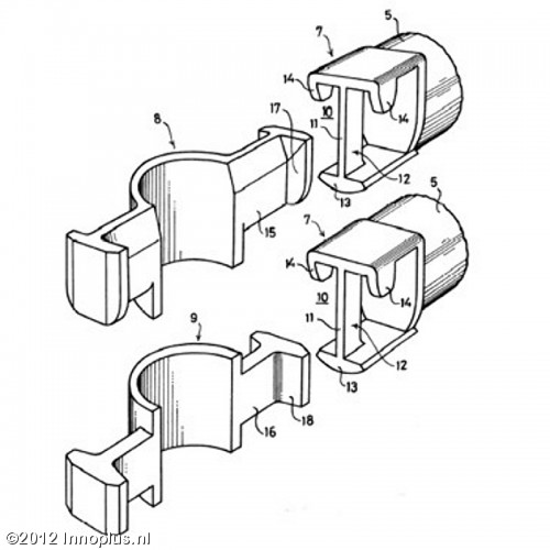 | Patents | Scaffold coupling